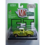 M2 MACHINES AUTO-DRIVERS☆1958 Chevrolet Apache Stepside  R49 17-64  1/64 SCALE