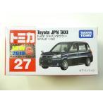 TOMICA☆トミカ スタンダード 27 トヨタ ジャパンタクシー  1/62 SCALE