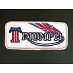TRIUMPH ワッペン
