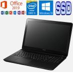 SONY VAIO Fit 15E SVF1531SGJ/Microsoft Office 2019/Core i5 4200U 1.6GHz/4GB/128GB/15.6型/Sマルチドライブ/10キー/Webカメラ/HDMI/中古ノートパソコン