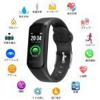 スマートウォッチ スマートブレスレット 腕時計 体温測定 血圧心拍 防水防塵 LINE対応 歩数計 睡眠検測 着信通知 令和 メンズ レディース 日本語