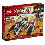 【送料無料】LEGO 70595 レゴ(R)ニンジャゴー トランスメカ バトルライド