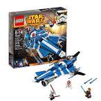 人気LEGO star wars Anakin's Custom Jedi Starfighter レゴスターウォーズアナキンカスタムジェダイスターフ
