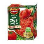 送料無料 【2ケースセット】デルモンテ 完熟カットトマト 388g紙パック×12個入×(2ケース)