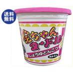 送料無料 徳島製粉 金ちゃんヌードル しょうゆとんこつ 72g×12個入