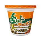 送料無料 徳島製粉 金ちゃんラーメンカップ ちゃんぽん 76g×12個入