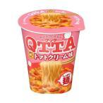 【送料無料】東洋水産 MARUCHAN QTTA(マルチャン クッタ) トマトクリームラーメン 83g×12個入