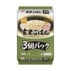 【送料無料】東洋水産 玄米ごはん 3個パック (160g×3個)×8個入