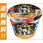 【送料無料】明星食品 太打製麺所 大盛 三色揚玉うどん 106g×12個入