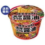 【送料無料】日清食品 日清デカブト 濃厚鶏ガラ醤油 115g×12個入