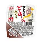 送料無料 サトウ食品 サトウのごはん 銀シャリ 大盛り  300g×24(6×4)個入