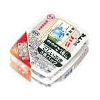 送料無料 サトウ食品 サトウのごはん 新潟県産こしいぶき 3食パック 200g×3食×12個入