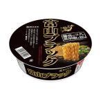送料無料 寿がきや 全国麺めぐり 富山ブラックラーメン 108g×12個入