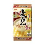 【送料無料】【2ケースセット】テーブルマーク 麦ごはん 国産コシヒカリ使用 3食 (160g×3個)×8個入×(2ケース)