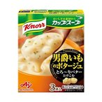 送料無料 味の素 クノール カップスープ 男爵いものポタージュ (17.6g×3袋)×10箱入
