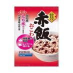 送料無料 【2ケースセット】イチビキ らくらく炊きたて 赤飯おこわ 393g×6個入×(2ケース)