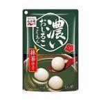 送料無料 【2ケースセット】永谷園 濃いおしるこ こしあん 抹茶仕立て 140g×10袋入×(2ケース)