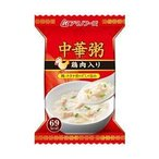 【送料無料】アマノフーズ フリーズドライ 中華粥 鶏肉入り 4食×12箱入