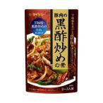 【送料無料】ダイショー 豚肉の黒酢炒めの素 100g×40個入