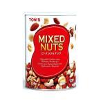 送料無料 【2ケースセット】東洋ナッツ食品 トン ミックスナッツ缶 355g缶×12個入×(2ケース)