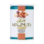 送料無料 【2ケースセット】東洋ナッツ食品 トン 食塩無添加 クラッシー ミックスナッツ 360g缶×6個入×(2ケース)