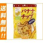 【送料無料】東洋ナッツ食品 トン TR バナナチップ 75g×20袋入