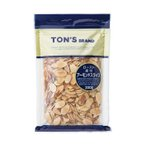 【送料無料】東洋ナッツ食品 トン ナチュラルスライスアーモンド 200g×20袋入