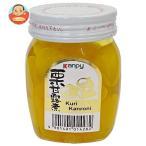 送料無料 【2ケースセット】カンピー 栗甘露煮 200g瓶×24個入×(2ケース)
