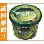 【送料無料】【2ケースセット】カンピー 紙カップ 宇治抹茶クリーム 140g×6個入×(2ケース)