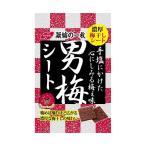 送料無料 【2ケースセット】ノーベル製菓 男梅シート 27g×6袋入×(2ケース)