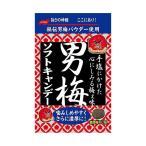 送料無料 【2ケースセット】ノーベル製菓 男梅ソフトキャンデー 35g×6袋入×(2ケース)