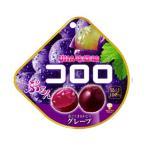 【送料無料】UHA味覚糖 コロロ グレープ 48g×6袋入
