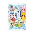 送料無料 岩塚製菓 がんばれ!小魚家族 47g×6袋入