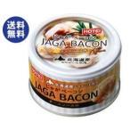 【送料無料】ホテイフーズ じゃがベーコン チーズソース味 125g缶×24個入