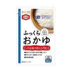 送料無料 亀田製菓 ふっくらおかゆ 200gパウチ×24(6×4)袋入