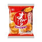 送料無料 亀田製菓 亀田のまがりせんべい 18枚×12袋入