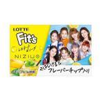 送料無料 【2ケースセット】ロッテ Fit's ブルーミント 12枚×10個入×(2ケース)