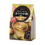 送料無料 三井農林 日東紅茶 はちみつ仕立て まろやか梅 9.8g×10本×24個入
