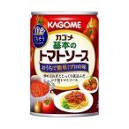 送料無料 カゴメ 基本のトマトソース 295g缶×12個入