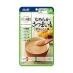 送料無料 アサヒグループ食品 バランス献立 なめらかさつまいも 芋きんとん風 65g×24袋入
