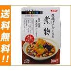 送料無料 【2ケースセット】SSK レンジでおいしい! 小鉢料理 厚揚げとひじきの煮物 100g×12個入×(2ケース)