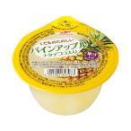 送料無料 【2ケースセット】マルハニチロ くだものたのしい パイン&ナタデココ 230g×24(6×4)個入×(2ケース)