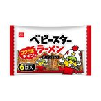 送料無料 おやつカンパニー ベビースターラーメン コクうまチキン味6袋入 162g(27g×6)×12袋入