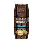 送料無料 【2ケースセット】HARUNA(ハルナ) 137ディグリーズ ベルギーチョコピスタチオミルク(プリズマ容器) 180ml紙パック×36本入×(2ケース)