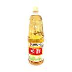 送料無料 【2ケースセット】タマノイ ヘルシー米酢 1.8Lペットボトル×6本入×(2ケース)