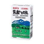 送料無料 【2ケースセット】南日本酪農協同 デーリィ 霧島山麓牛乳 1L紙パック×12(6×2)本入×(2ケース)