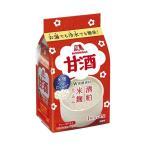 送料無料 【2ケースセット】森永製菓 甘酒 4袋×10袋入×(2ケース)