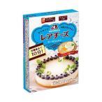 送料無料 【2ケースセット】森永製菓 レアチーズケーキミックス 110g×30(5×6)箱入×(2ケース)