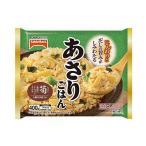 送料無料 【冷凍商品】テーブルマーク あさりごはん 400g×12袋入