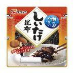送料無料 【2ケースセット】フジッコ ふじっ子煮 海のやさい しいたけ昆布 112g×10袋入×(2ケース)